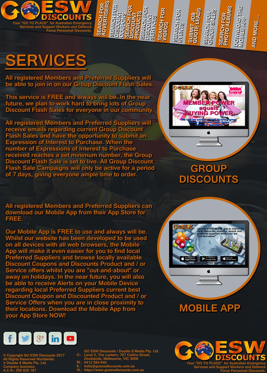 Double 8 Media - Web Design, Graphic Design, Mobile App